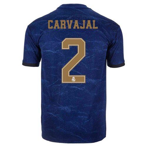 2019/20 adidas Dani Carvajal Real Madrid Away Jersey