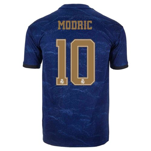 2019/20 adidas Luka Modric Real Madrid Away Jersey