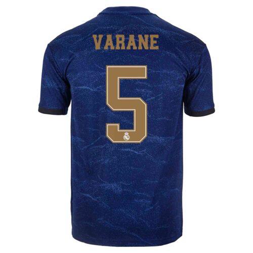 2019/20 adidas Raphael Varane Real Madrid Away Jersey
