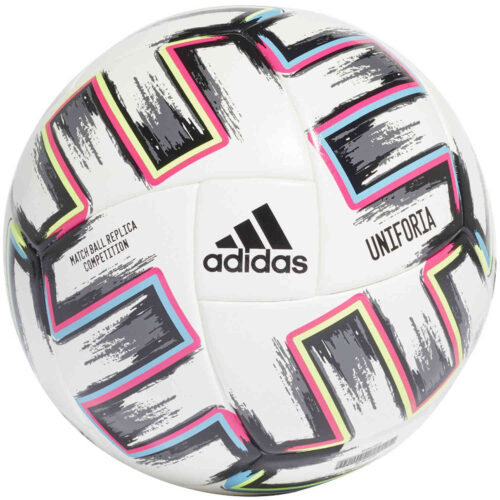 adidas Uniforia Competition Match Soccer Ball – Euro 2020