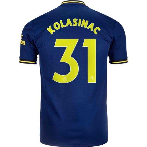 2019/20 Kids adidas Sead Kolasinac Arsenal 3rd Jersey