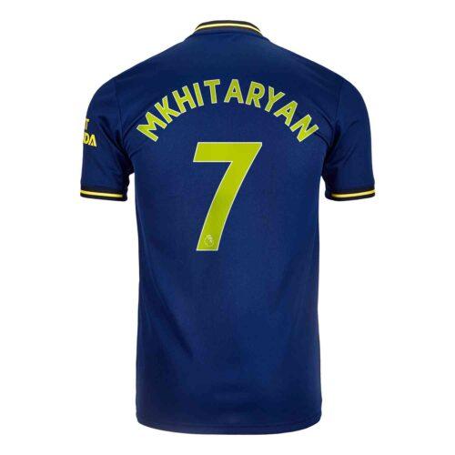 2019/20 Kids adidas Henrikh Mkhitaryan Arsenal 3rd Jersey