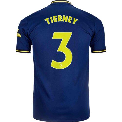 2019/20 Kids adidas Kieran Tierney Arsenal 3rd Jersey