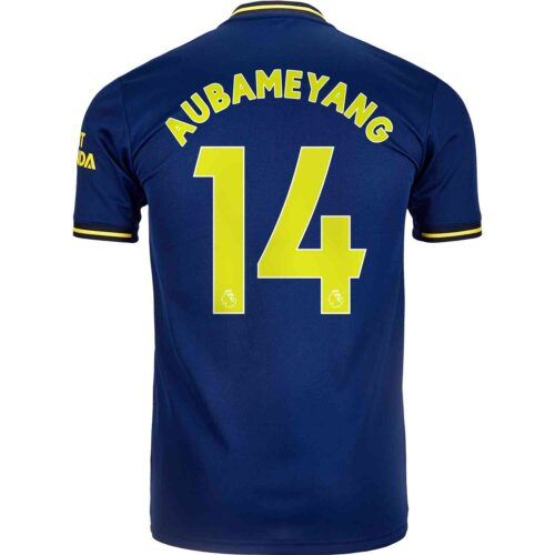 2019/20 adidas Pierre-Emerick Aubameyang Arsenal 3rd Jersey