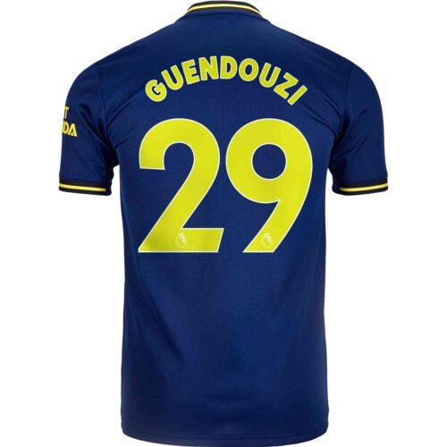 2019/20 adidas Matteo Guendouzi Arsenal 3rd Jersey