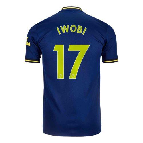 2019/20 adidas Alex iwobi Arsenal 3rd Jersey