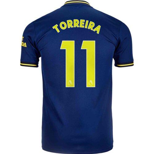 2019/20 adidas Lucas Torreira Arsenal 3rd Jersey