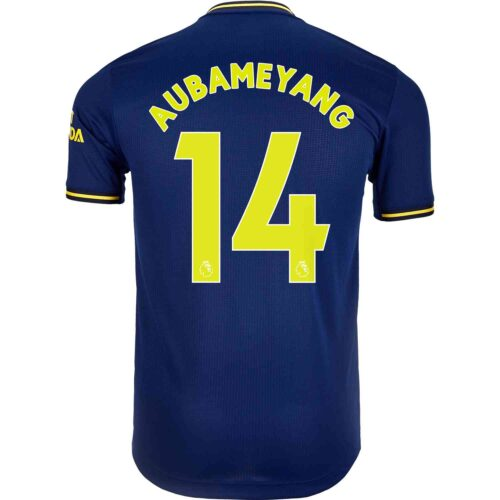 2019/20 adidas Pierre-Emerick Aubameyang Arsenal 3rd Authentic Jersey