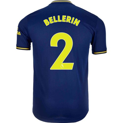 2019/20 adidas Hector Bellerin Arsenal 3rd Authentic Jersey