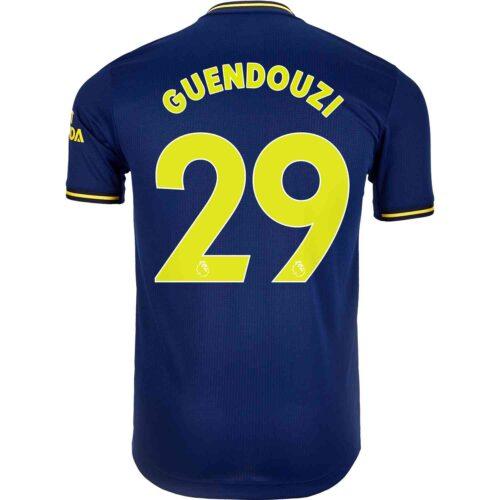 2019/20 adidas Matteo Guendouzi Arsenal 3rd Authentic Jersey
