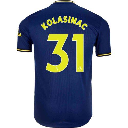 2019/20 adidas Sead Kolasinac Arsenal 3rd Authentic Jersey