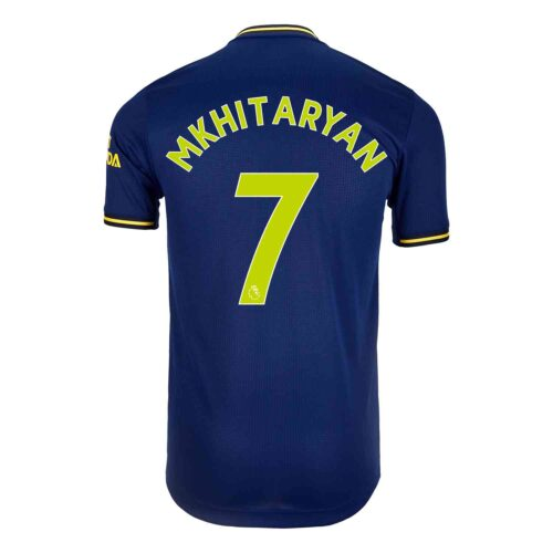 2019/20 adidas Henrikh Mkhitaryan Arsenal 3rd Authentic Jersey