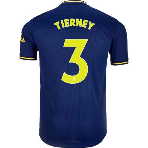 2019/20 adidas Kieran Tierney Arsenal 3rd Authentic Jersey