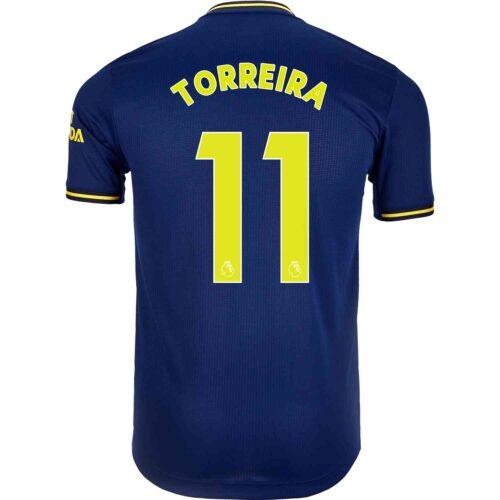 2019/20 adidas Lucas Torreira Arsenal 3rd Authentic Jersey