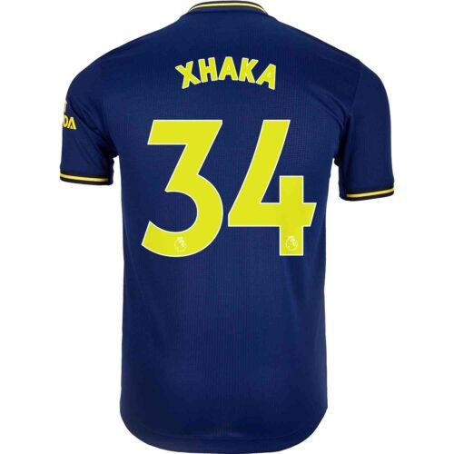 online store f5fb4 96f4d Granit Xhaka Jersey - SoccerPro.com