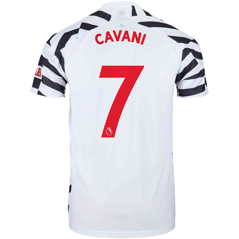 2020/21 adidas Edinson Cavani Manchester United 3rd Jersey - SoccerPro