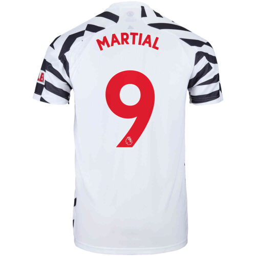 2020/21 adidas Anthony Martial Manchester United 3rd Jersey