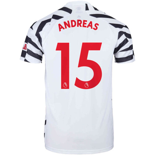 2020/21 adidas Andreas Pereira Manchester United 3rd Jersey