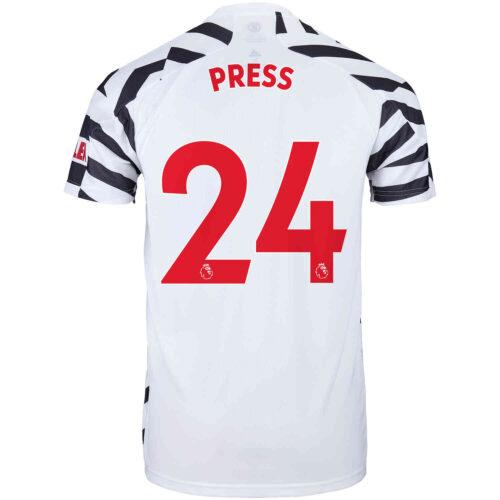 2020/21 adidas Christen Press Manchester United 3rd Jersey