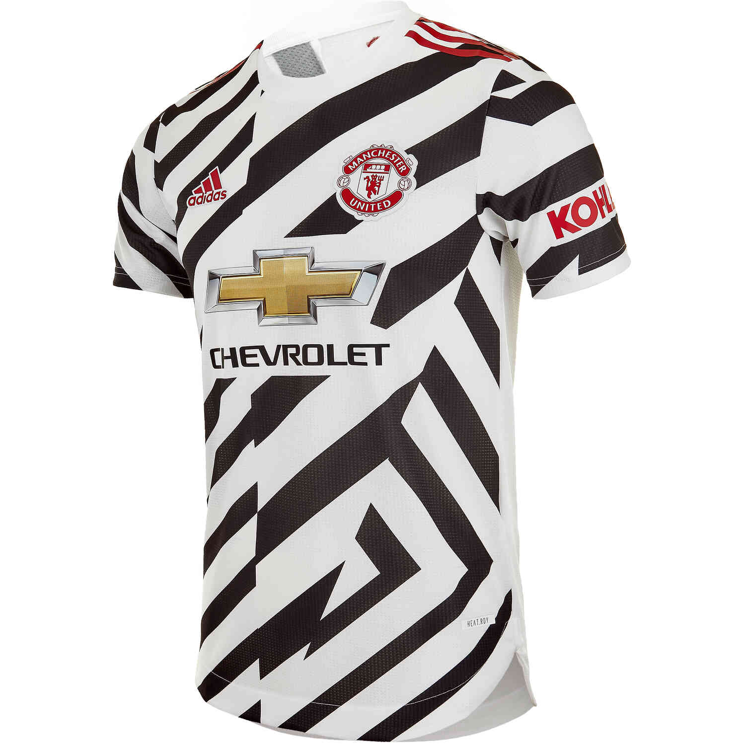2020/21 adidas Manchester United 3rd Authentic Jersey - SoccerPro