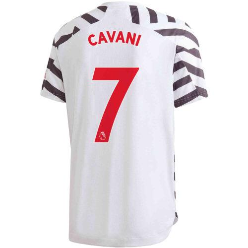 2020/21 adidas Edinson Cavani Manchester United 3rd Authentic Jersey
