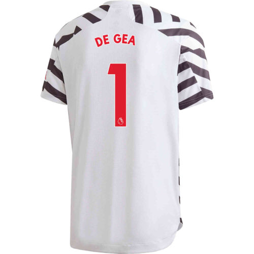 2020/21 adidas David De Gea Manchester United 3rd Authentic Jersey