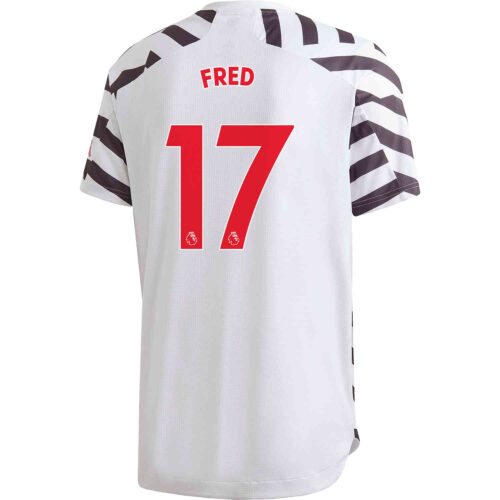 2020/21 adidas Fred Manchester United 3rd Authentic Jersey