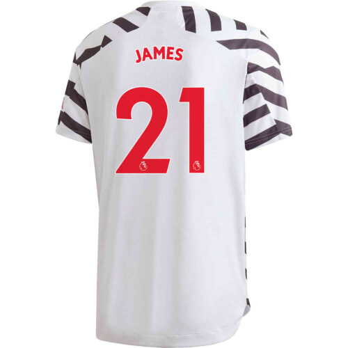 2020/21 adidas Daniel James Manchester United 3rd Authentic Jersey