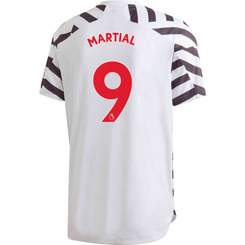 2020/21 adidas Anthony Martial Manchester United 3rd Authentic Jersey