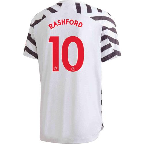 2020/21 adidas Marcus Rashford Manchester United 3rd Authentic Jersey