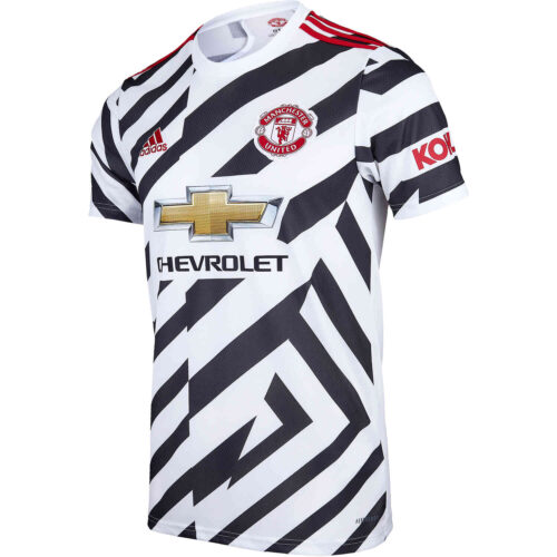 2020/21 Kids adidas Manchester United 3rd Jersey