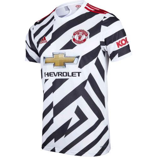 2020/21 Kids adidas Bruno Fernandes Manchester United 3rd Jersey