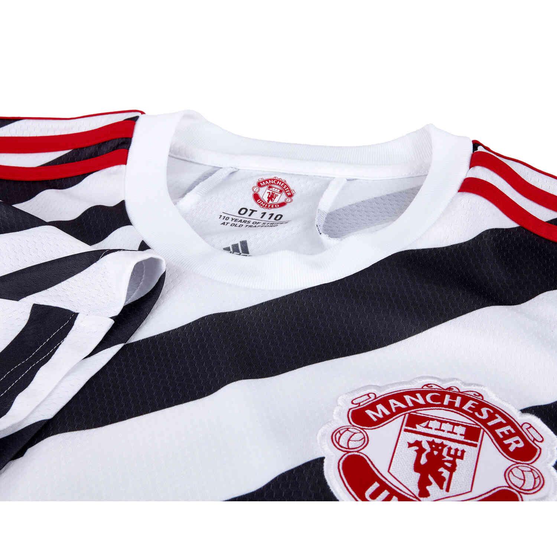 2020/21 Kids adidas Paul Pogba Manchester United 3rd Jersey - SoccerPro