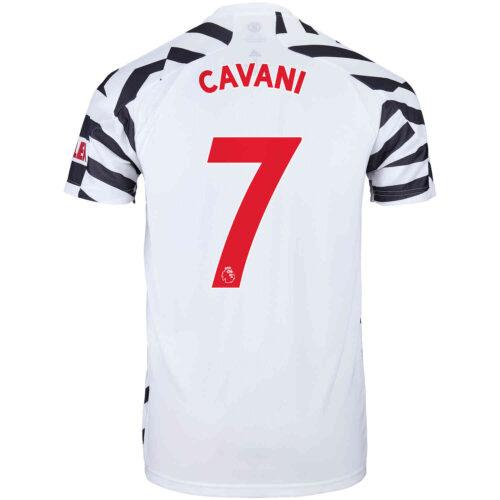 2020/21 Kids adidas Edinson Cavani Manchester United 3rd Jersey