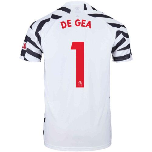 2020/21 Kids adidas David De Gea Manchester United 3rd Jersey