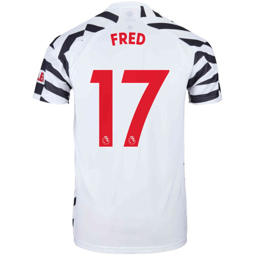 2020/21 Kids adidas Fred Manchester United 3rd Jersey