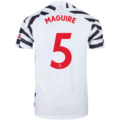 2020/21 Kids adidas Harry Maguire Manchester United 3rd Jersey