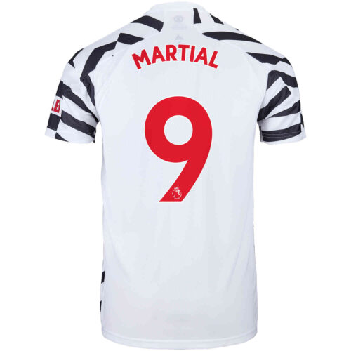 2020/21 Kids adidas Anthony Martial Manchester United 3rd Jersey