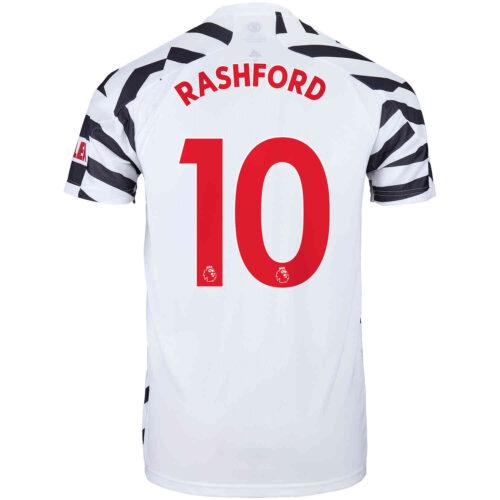 2020/21 Kids adidas Marcus Rashford Manchester United 3rd Jersey