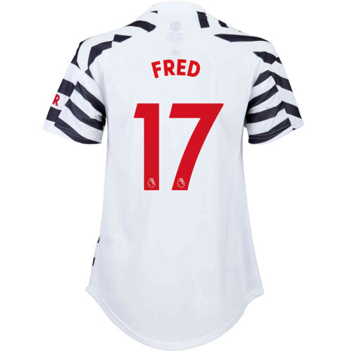 2020/21 Womens adidas Fred Manchester United 3rd Jersey