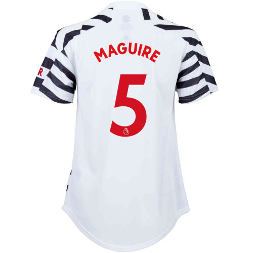 2020/21 Womens adidas Harry Maguire Manchester United 3rd Jersey