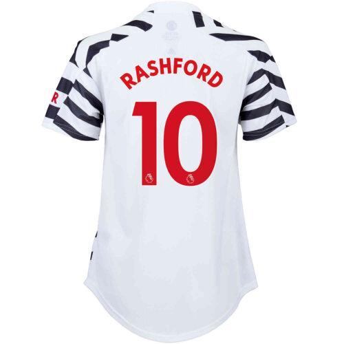 2020/21 Womens adidas Marcus Rashford Manchester United 3rd Jersey
