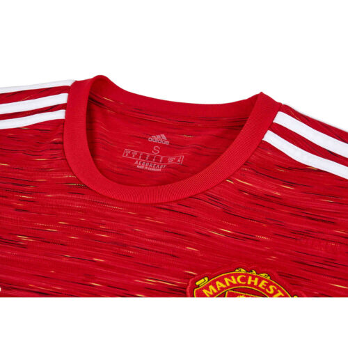 2020/21 Kids adidas Anthony Martial Manchester United Home Jersey