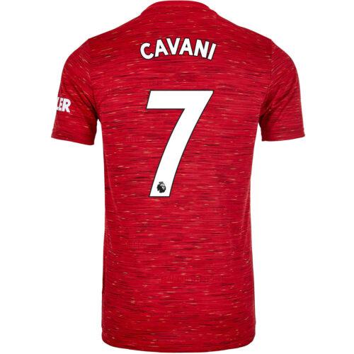 2020/21 Kids adidas Edinson Cavani Manchester United Home Jersey