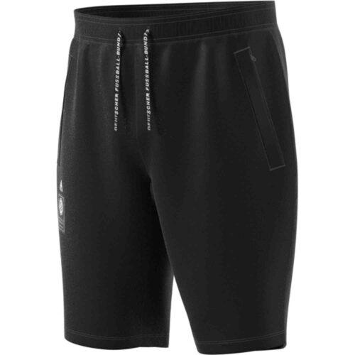 adidas Germany Lounge Shorts – Black