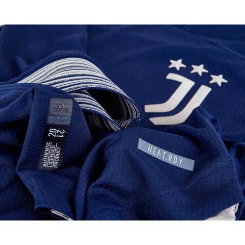 2020/21 adidas Juventus Away Authentic Jersey