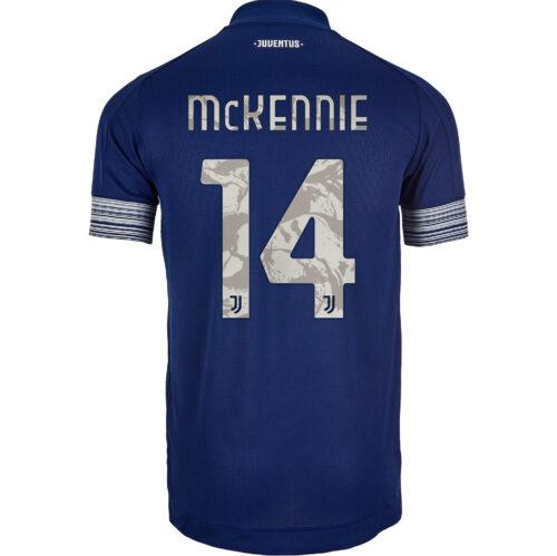 2020/21 adidas Weston McKennie Juventus Away Authentic Jersey