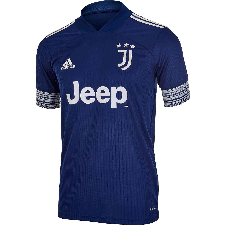 2020/21 Kids adidas Juventus Away Jersey - SoccerPro