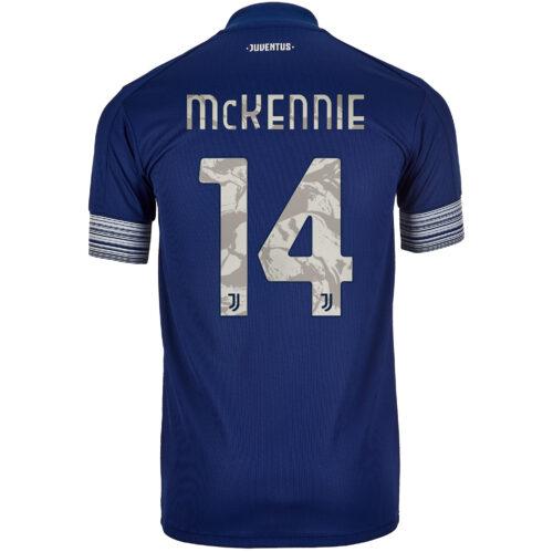 2020/21 Kids adidas Weston McKennie Juventus Away Jersey