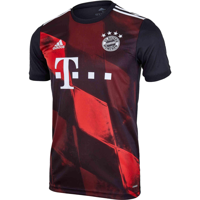 2020/21 adidas Bayern Munich 3rd Jersey - SoccerPro